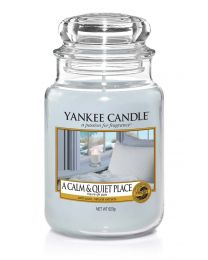 YANKEE CANDLE - GIARA GRANDE CLASSIC A CALM AND QUIET PLACE