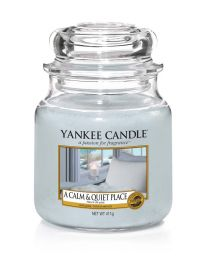 YANKEE CANDLE - GIARA MEDIA CLASSIC A CALM AND QUIET PLACE