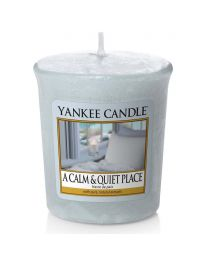 YANKEE CANDLE - CANDELA SAMPLER A CALM AND QUIET PLACE