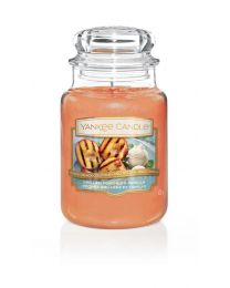 YANKEE CANDLE - GIARA GRANDE CLASSIC GRILLED PEACHES AND VANILLA