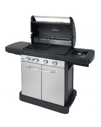BARBEQUE MASTER 4 SERIES  DUAL GAS 5F